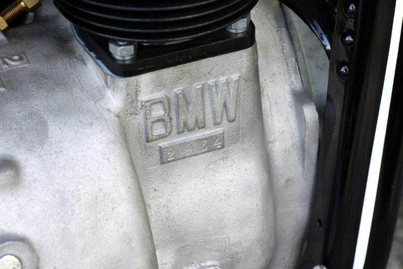BMW R2-1, BMW R 2-1, n° moteur