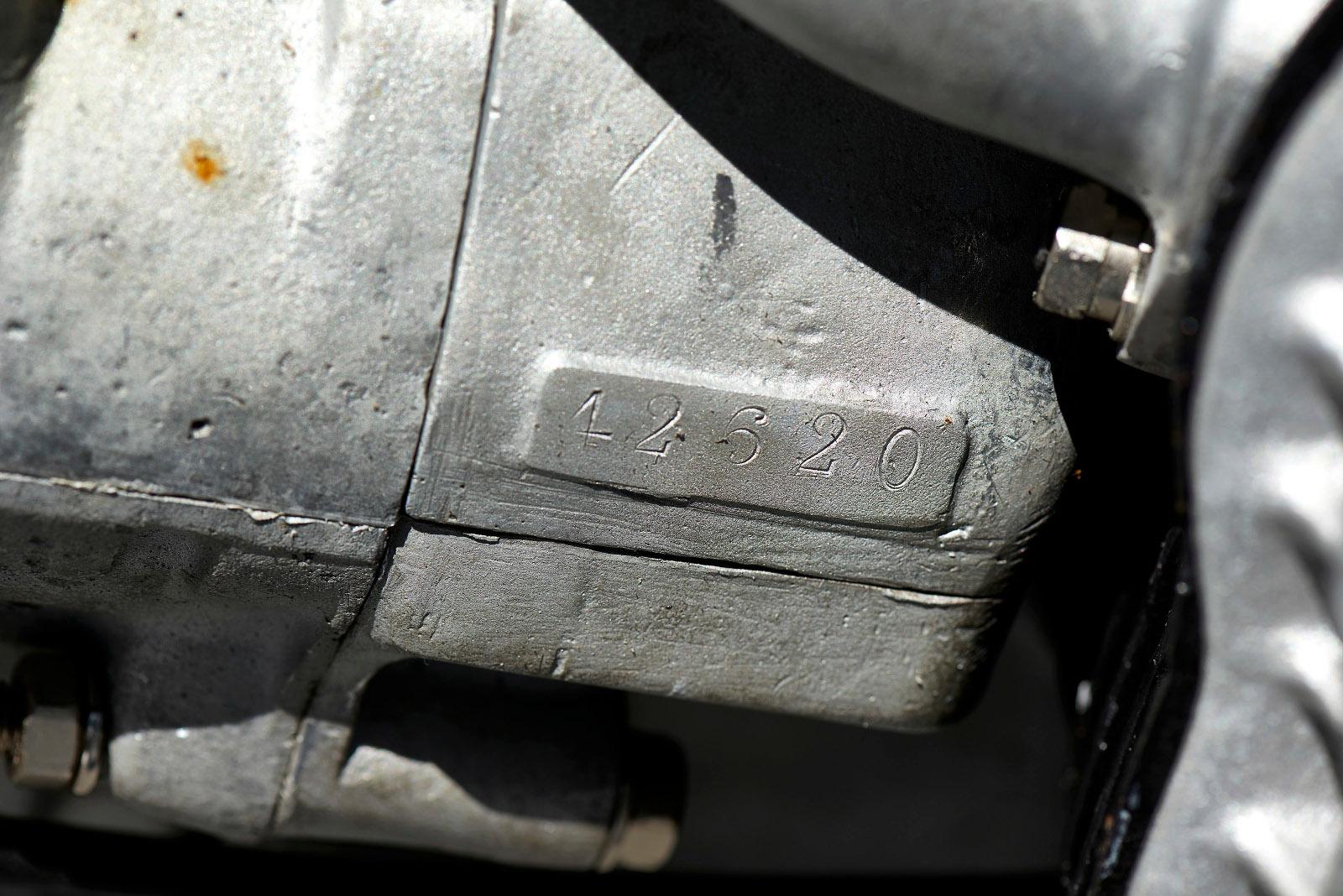 BMW R42, BMW R 42, n° moteur