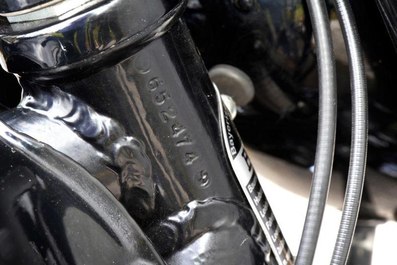 BMW R69, BMW R 69, n° chassis