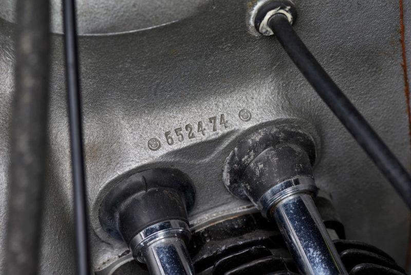 BMW R69, BMW R 69, n° moteur